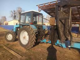 Куплю колеса, шины задние на трактор МТЗ 1221