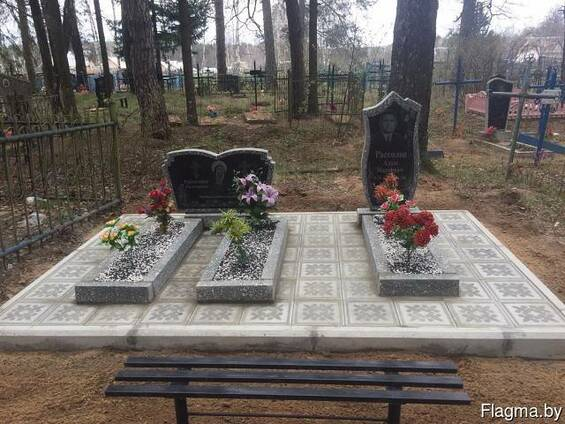 Оказываем услуги по благоустройству могил