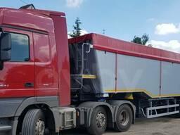 Оказываем услуги по перевозке (зерновозы грузоподъемностью 4