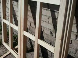 Окна деревянные для дачи. - фото 3