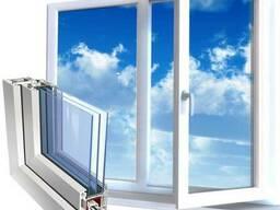 Окна, двери ПВХ