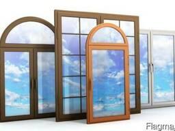 Окна и Двери из ПВХ профиля, из алюминиевого профиля.