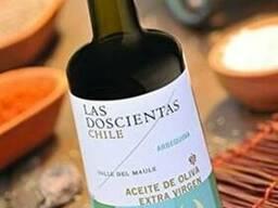 Оливковое масло extra virgin, 0.5 л., Чили