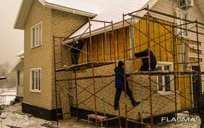 ООО «Делмакс» все виды строительных работ