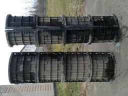 Опалубка колон 40-60 см (аренда)