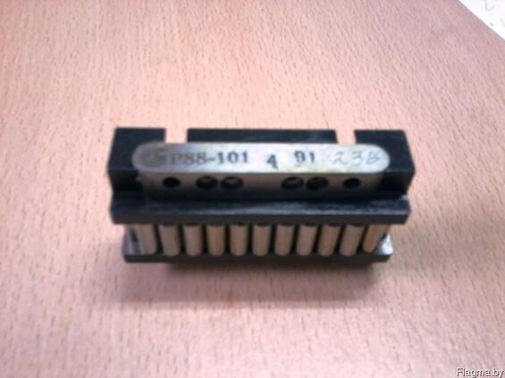 Опоры качения роликовые Р88-101, Р88-102.