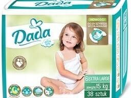 """Оптовая продажа памперсов """"Dada"""""""