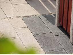 Оптовая продажа плитки и бордюра тротуарного