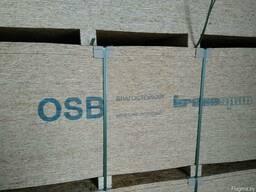 OSB-3 влагостойкая осб плита