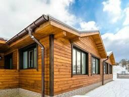Отделка деревянных Домов и Бань.100 % ровные руки