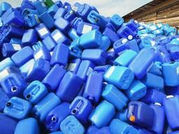 Услуги по дроблению полимерных отходов