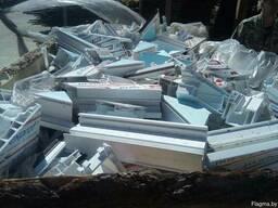 Отходы пластмассы из ПВХ