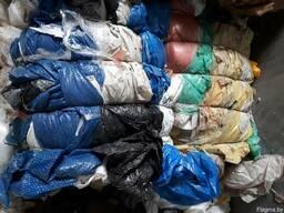 Отходы пленки ПВД (цветная)