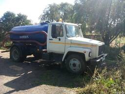 Откачка канализации в Минске и области