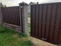 Откатные ворота купить в Могилеве!