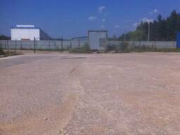 Открытые площади, производство, склад