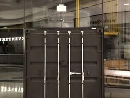 Отправка любых грузов (контейнером, карго) от двери до двери.
