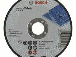 Отрезной круг Bosch металл 125 Х 2.5 мм