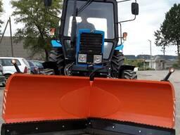 Отвал гидроповоротный для трактора МТЗ