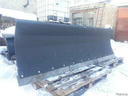 Отвал коммунальный снежный гидроповоротный ОК-2,5