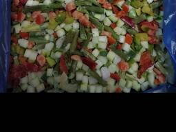 Овощная смесь паприкаш