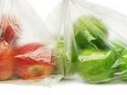 Пакеты для хранения фруктов (с перфорацией)