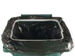 Пакеты мусорные 120л, 240л