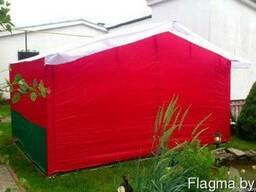 Палатка для торговли «Домик» 4х4 (Польша)