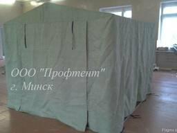 Палатка сварщика от производителя (ткань - брезент)
