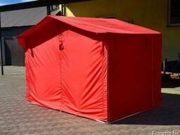 Палатка торговая 2 х 2 м. прокат, аренда