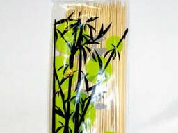 Палочки для шашлыка 20см (бамбук) 100шт