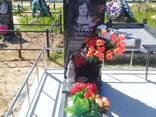 Памятник из гранита №1 Акция!!! - фото 5