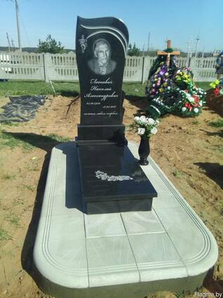 Памятники, надгробия, благоустройство захоронений