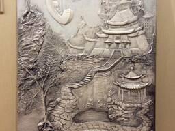 Панно декоративное (барельеф) на стену