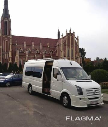 Пассажирские перевозки 15-21 мест Молодечно по РБ