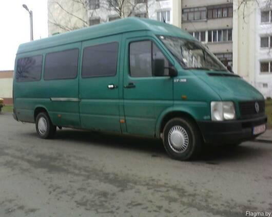 Пассажирские перевозки до 16 человек