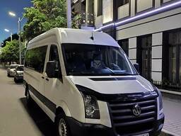 Аренда (заказ) микроавтобуса