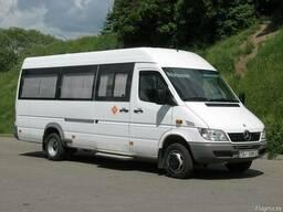 Пассажирские перевозки от 8 до 45 мест