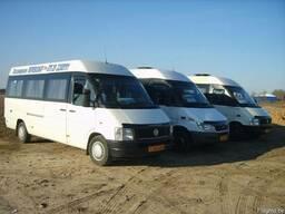 Пассажирские перевозки в Бресте