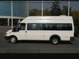 Пассажирские перевозки в Бресте и по территории РБ