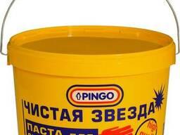 "Паста для очистки рук ""Чистая Звезда"" ведро 11л (Pingo)"