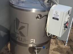 Пастеризатор молока 100-1000 литров