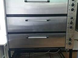 Печь пекарская новая.Машина взбивальная мв60