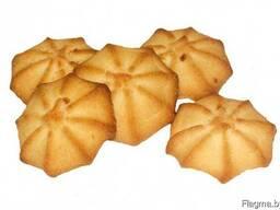 Печенье с леденцовой карамелью