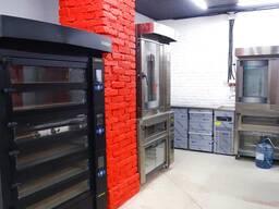 Пекарня под ключ с оборудованием Wiesheu