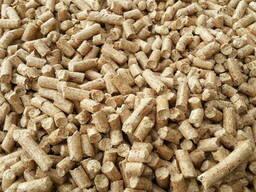 Пеллеты древесные топливные (А2).