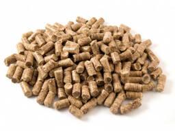 Топливные гранулы (пеллеты) 6-8мм ОПТ
