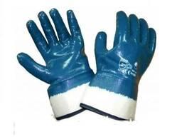 Перчатки нитриловые МБС (маслобензостойкие)
