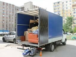 Переезд (квартирный, дачный, офисный) по доступной цене. Грузчики.