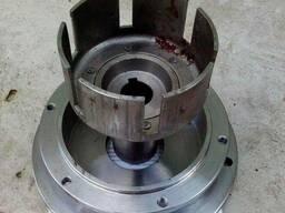 Переходная плита и чашка сцепления для установки двигателя